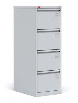 КР - 4 Картотечный металлический шкаф для хранения документов