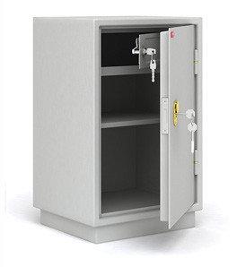 КБС - 011Т Металлический бухгалтерский шкаф