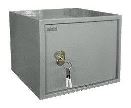 КБС - 02Н Металлический бухгалтерский шкаф 6-ти сувальдный, Нет