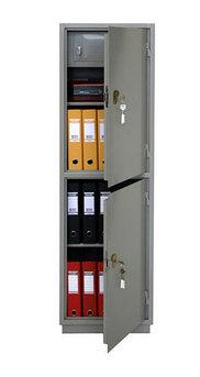 КБС - 032Т Металлический бухгалтерский шкаф