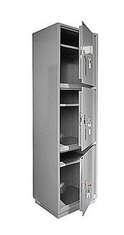 КБС - 033 Металлический бухгалтерский шкаф