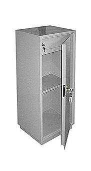 КБС - 041Т Металлический бухгалтерский шкаф