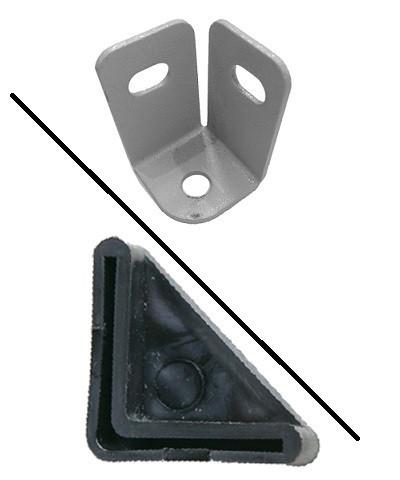 Замена на металлический подпятник