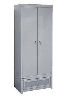 ШСО-22М-600 Металлический сушильный шкаф для одежды и обуви