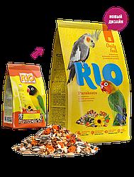 Корм для крупных попугаев РИО 500гр