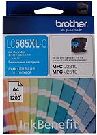 Картридж LC565XLC для Brother MFC-J3520 Синий