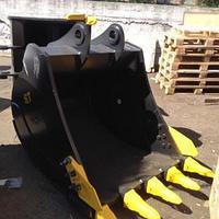 Ковш усиленный 1.65м3 для HITACHI 330