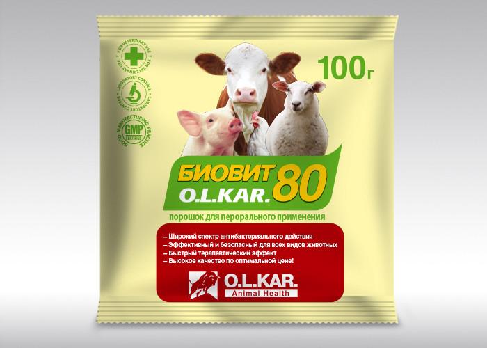 Биовит 80  100гр OLKAR