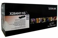 Картридж X264Н11G для Х264dn/Х363/Х364 9k