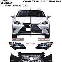 Комплект рестайлинга для Lexus ES250 / ES200 / ES300h / ES350 (12-15) под 2016-2018
