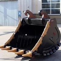 Ковш скальный усиленный для экскаватора Профессионал