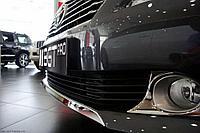Хром накладка на передний бампер TOYOTA CAMRY V50 2011-14
