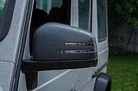 Рестайлинговые зеркала в сборе на Mercedes Benz W463 G-class (Gelandewagen)