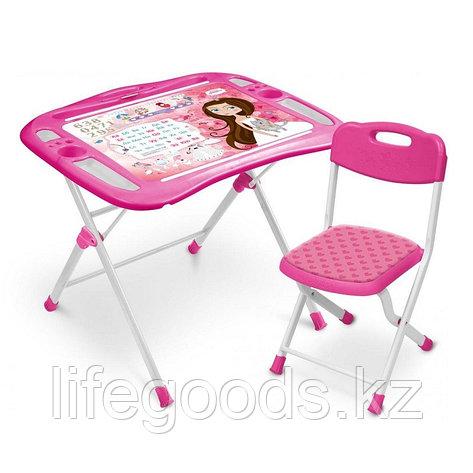 """Комплект детской мебели """"Маленькая принцесса""""Ника NKP1/3, фото 2"""