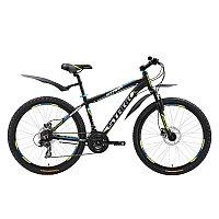 """Велосипед Stark'16 Indy HD черно-синий 20"""", фото 1"""