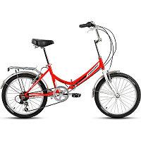 """Велосипед FORWARD ARSENAL 1.0 RUS (рост 14"""") 2014-2015 красный"""