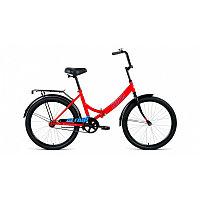 """Велосипед ALTAIR City 24 скл. (24 1ск рост 16"""" скл) красный"""