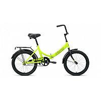 """Велосипед ALTAIR City 20 скл. (20"""" 1ск) желтый"""