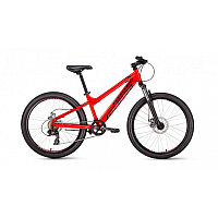 Велосипед FORWARD TITAN 24 2.0 Disc (24'' 6ск) красный /, RBKW01N46006, фото 1