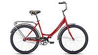 Велосипед FORWARD SEVILLA 26 1.0 скл. (26'' 1ск.) красный / белый /, RBKW0RN61007, фото 1