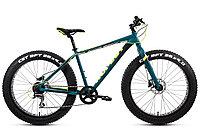 "Велосипед  Aspect DISCOVERY (18"", Сине-зеленый), фото 1"