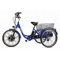Трицикл CROLAN 350W   blue - 1878, фото 1