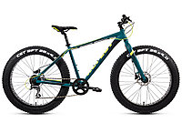 "Велосипед  Aspect DISCOVERY (20"", Сине-зеленый), фото 1"