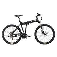 """Велосипед Stark'16 Cobra Disc черно-серый 19,5"""""""