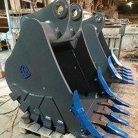 Ковш скальный 1.1м3 для DOOSAN S210/DX225