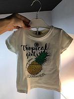 Футболка для девочек Tropical Girl