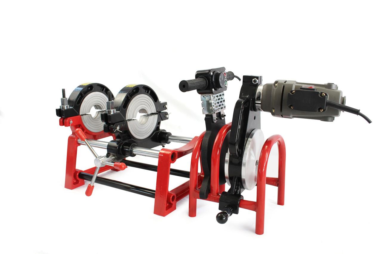 Аппарат для пайки пластиковых труб TW160-2M от 63 до 160мм