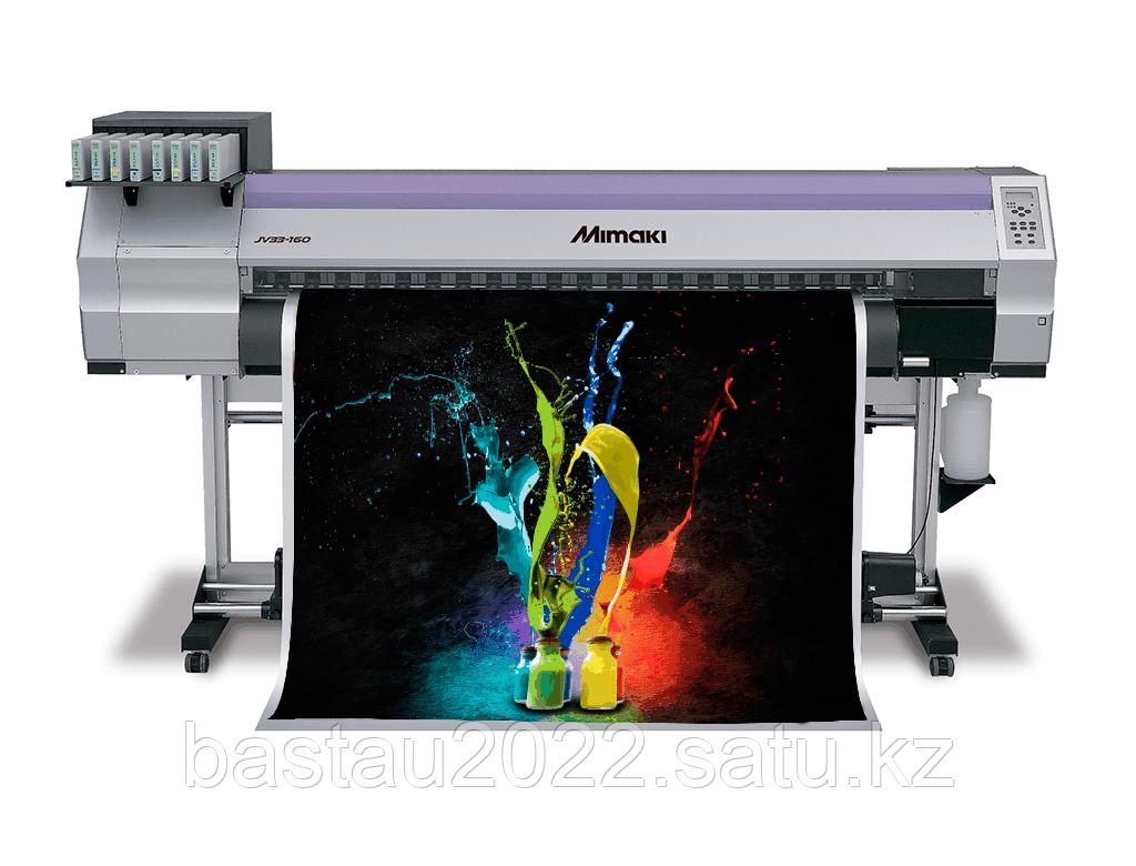 Интерьерная печать на Mimaki 1440Dpi