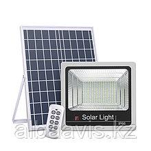 Прожектор на солнечной батарее 60 ватт LED для наружного и внутреннего освещения