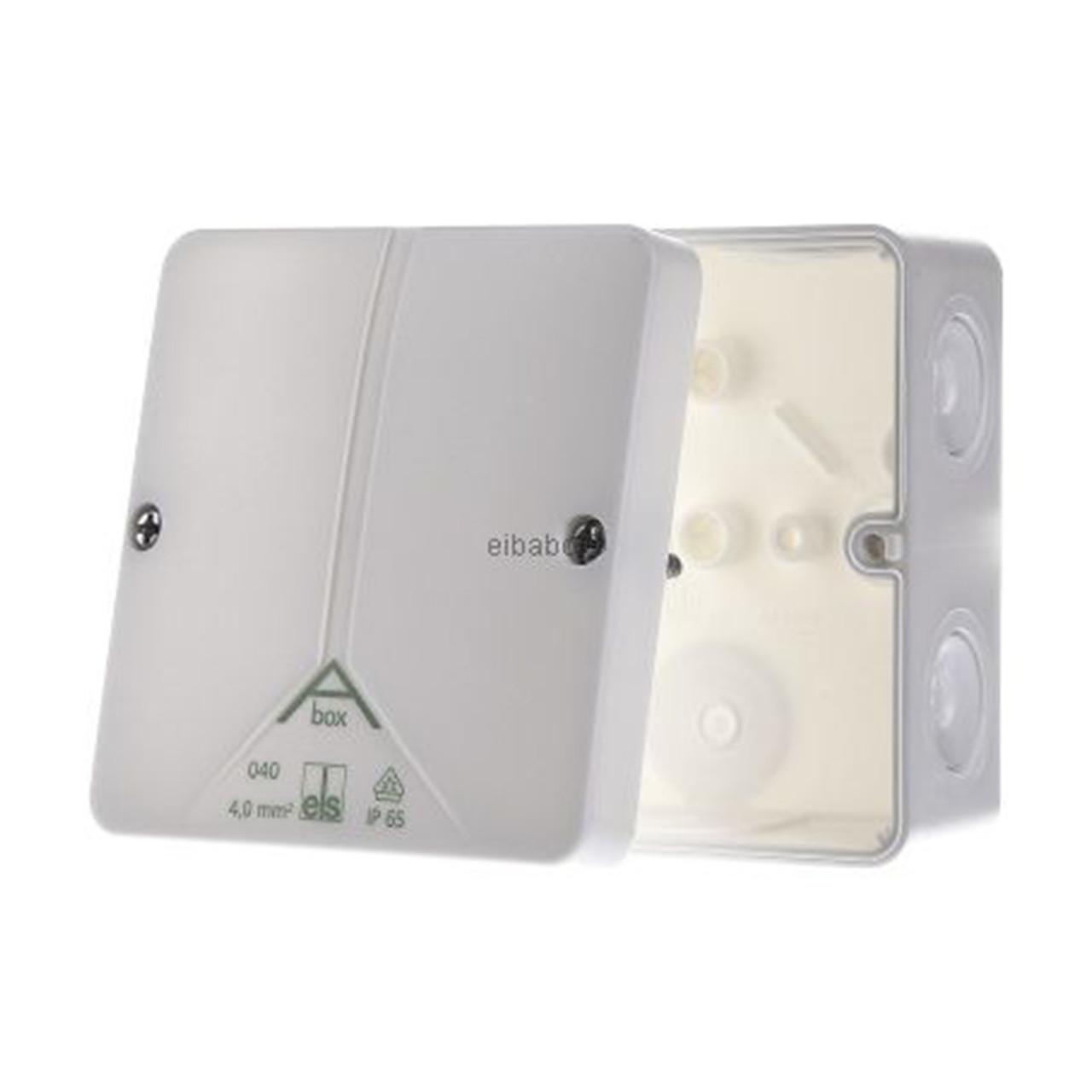 Коробка АВОХ 040 герметичная IP65