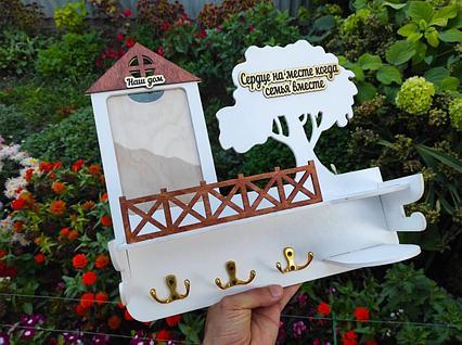 Ключницы, вешалка для ключей №23