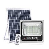 Прожектор на солнечной батарее 100 ватт LED для наружного и внутреннего освещения, фото 2