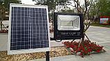 Прожектор на солнечной батарее 100 ватт LED для наружного и внутреннего освещения, фото 8