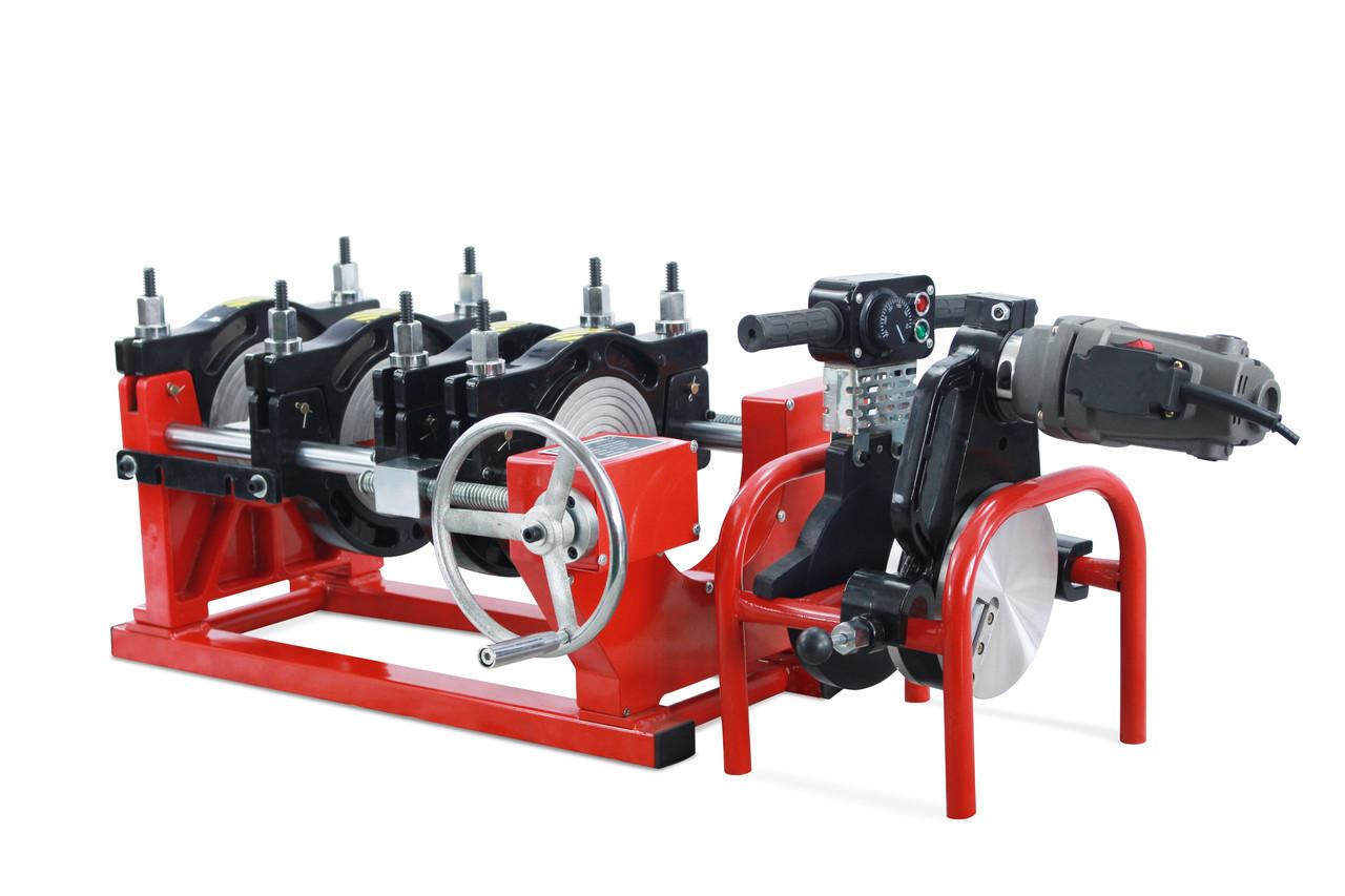 Аппарат для пайки пластиковых труб TW160-4МL от 63 до 160мм