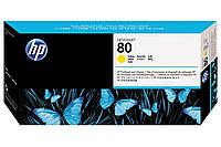 Печатающая головка HP 80 Yellow (C4823A)