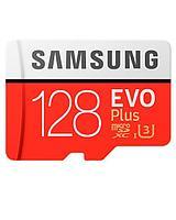 Карта памяти Samsung MICROSD EVO PLUS 128GB