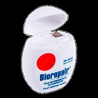 Biorepair зубная нить не вощеная