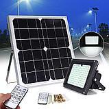 Прожектор на солнечной батарее 300 ватт LED для наружного и внутреннего освещения, фото 3