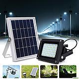 Прожектор на солнечной батарее 300 ватт LED для наружного и внутреннего освещения, фото 2