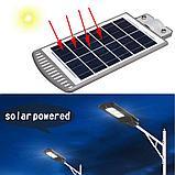 Светильник уличного освещения на солнечных батареях 40 W UPS220V, фото 6