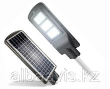 Светильник уличного освещения на солнечных батареях 150W светильник ску от солнечных батарей