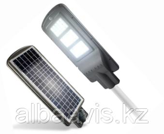 Светильник уличного освещения на солнечных батареях 150W
