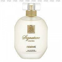 Signature Femme Limited Edition парфюмированная вода  (ОРИГИНАЛ)