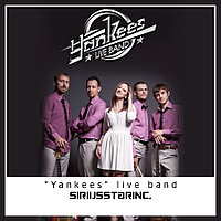 """Yankees"" live band"