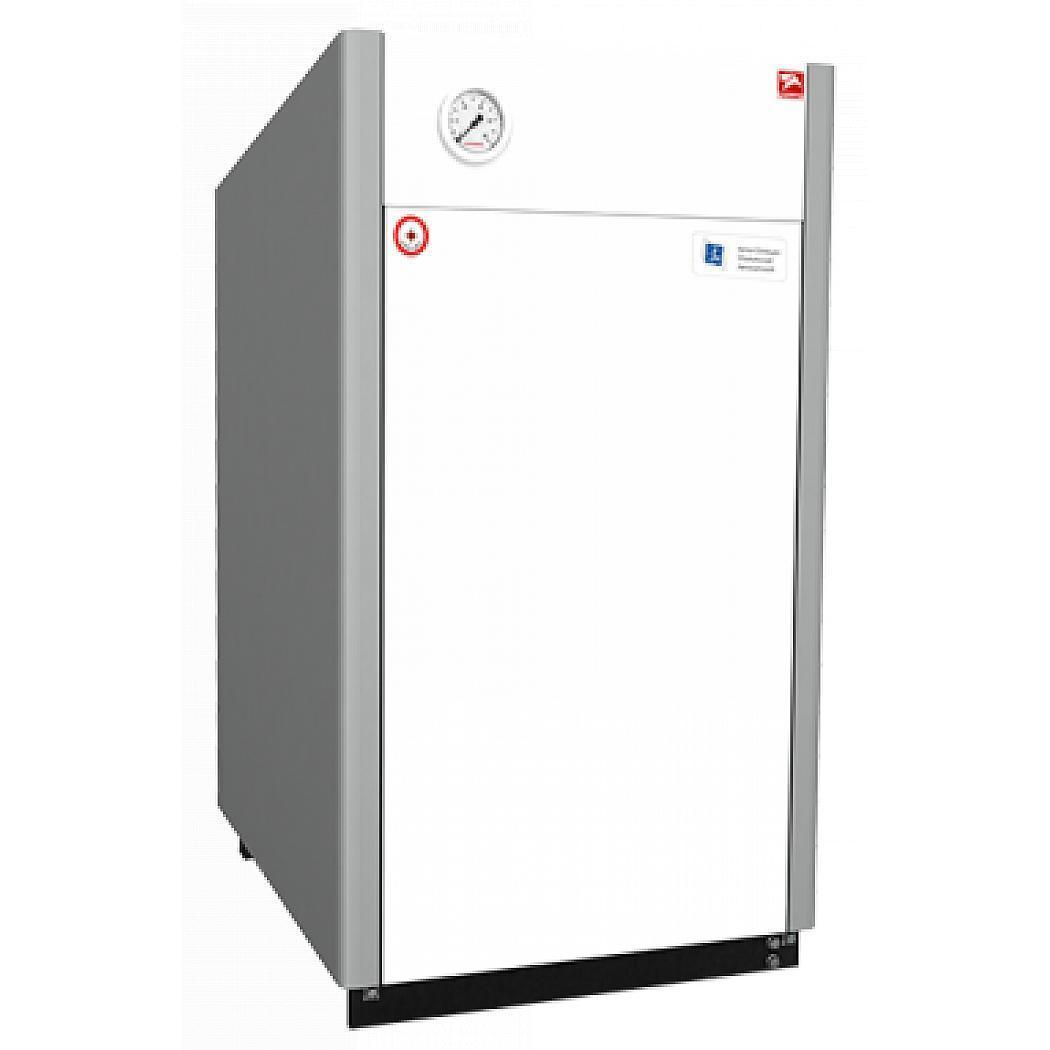 Газовый котел напольный КСГВ-20Д (200м²) ГВС