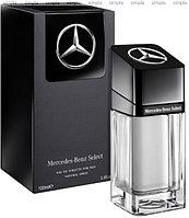 Mercedes-Benz Select туалетная вода объем 100 мл тестер (ОРИГИНАЛ)
